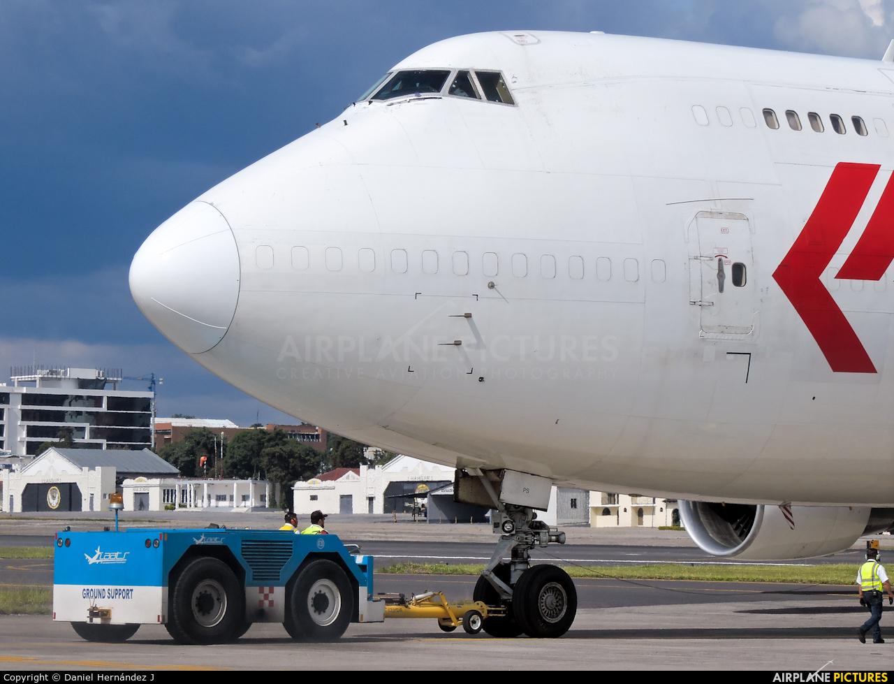 Martinair Cargo PH-MPS aircraft at Guatemala - La Aurora