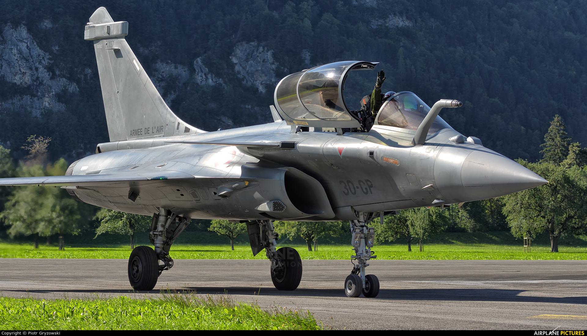 France - Air Force 137 aircraft at Mollis