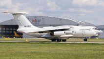 Rare visit of Aviacon Zitotrans Il-76 to Ostrava title=