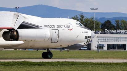RA-76842 - Aviacon Zitotrans Ilyushin Il-76 (all models)