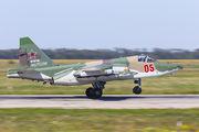 05 - Russia - Air Force Sukhoi Su-25SM3 aircraft