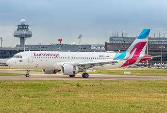 D-AEWT - Eurowings Airbus A320