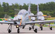 """031 - Poland - Air Force """"Orlik Acrobatic Group"""" PZL 130 Orlik TC-1 / 2 aircraft"""