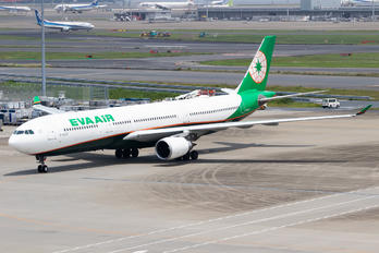 B-16337 - Eva Air Airbus A330-300