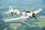 N75342 - Private North American Harvard/Texan (AT-6, 16, SNJ series) aircraft