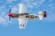 N151D - Private North American P-51D Mustang aircraft