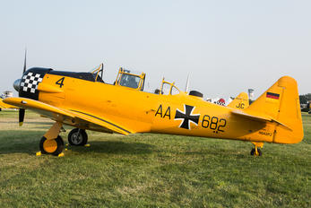 N542PJ - Private North American Harvard/Texan (AT-6, 16, SNJ series)