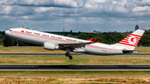 TC-JNC - Turkish Airlines Airbus A330-200 aircraft