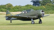 G-KAMY - Private North American Harvard/Texan (AT-6, 16, SNJ series) aircraft