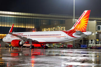 VT-EXJ - Air India Airbus A320 NEO