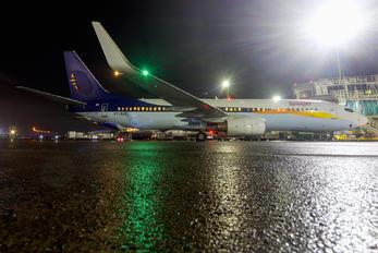 VT-SXE - SpiceJet Boeing 737-800