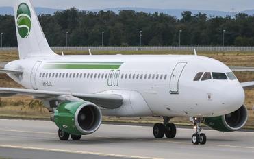 9H-LOL - Hi Fly Malta Airbus A319