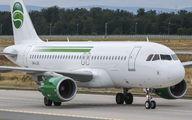 9H-LOL - Hi Fly Malta Airbus A319 aircraft