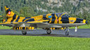 #5 FFA Museum Hawker Hunter T.68 HB-RVV taken by Piotr Gryzowski