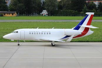 F-RAFC - France - Air Force Dassault Falcon 2000LX