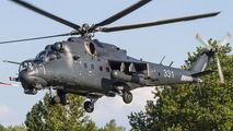 331 - Hungary - Air Force Mil Mi-24P aircraft