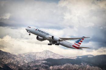 N840AN - American Airlines Boeing 787-9 Dreamliner