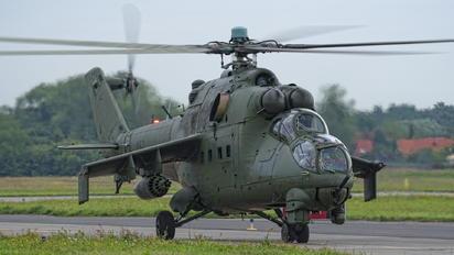461 - Poland - Army Mil Mi-24D