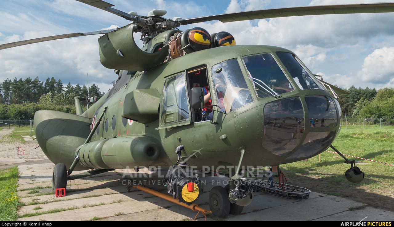 Poland - Army 606 aircraft at Gdynia- Babie Doły (Oksywie)