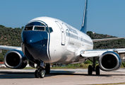 9H-FSJ - Blue Panorama Airlines Boeing 737-86J aircraft