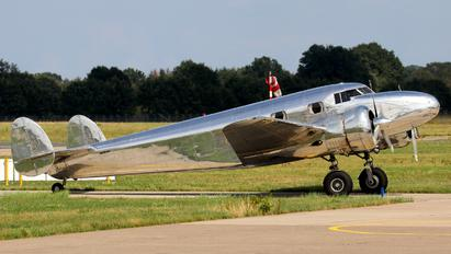 N18130 - AVILITE LLC Lockheed 12 Electra Junior
