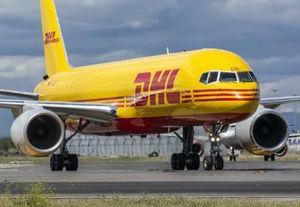 D-ALER - DHL Cargo Boeing 757-200F