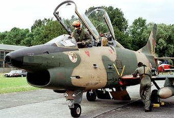 1802 - Portugal - Air Force Fiat G91T