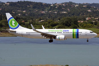 F-GZHB - Transavia France Boeing 737-800