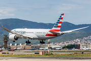 N817AN - American Airlines Boeing 787-8 Dreamliner aircraft