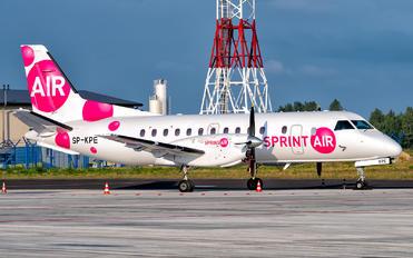 SP-KPE - Sprint Air SAAB 340