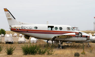 EC-COI - Private Beechcraft 90 King Air