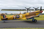 G-LFVC - Historic Flying Supermarine Spitfire LF.Vc aircraft