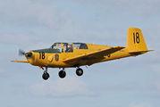 SE-KVU - Private SAAB 91 Safir aircraft