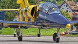 Baltic Bees Jet Team Aero L-39C Albatros YL-KSM at Mollis airport