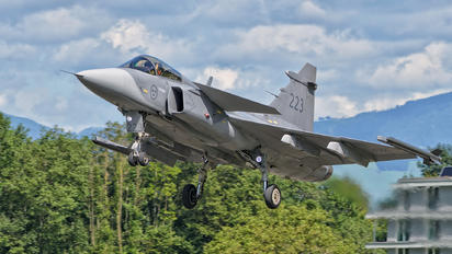 39223 - Sweden - Air Force SAAB JAS 39C Gripen