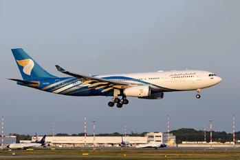 A40-DC - Oman Air Airbus A330-200