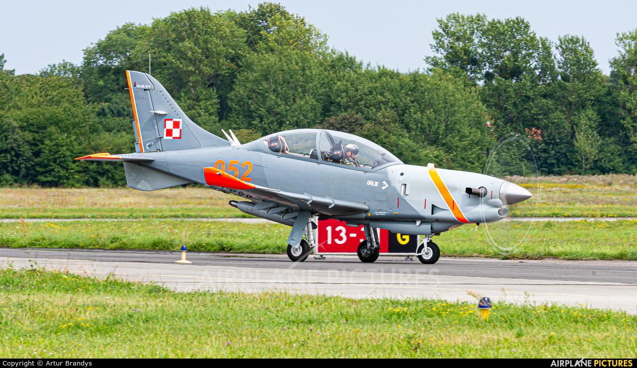 Poland - Air Force 052 aircraft at Gdynia- Babie Doły (Oksywie)
