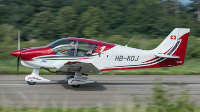 HB-KOJ - Private Robin DR.400 series
