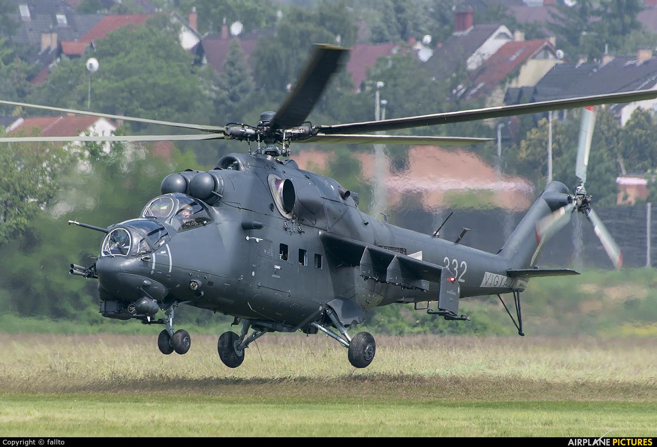 Hungary - Air Force 332 aircraft at Budaors