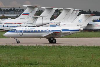 RA-98111 - Sukhoi Design Bureau Yakovlev Yak-40
