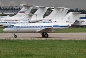 RA-98111 - Sukhoi Design Bureau Yakovlev Yak-40 aircraft