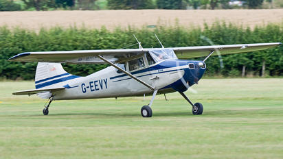 G-EEVY - Private Cessna 170