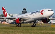 OK-YBA - CSA - Czech Airlines Airbus A330-300 aircraft