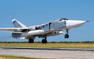 48 - Russia - Air Force Sukhoi Su-24M aircraft