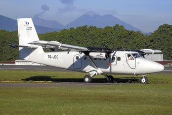 TG-JOC - Aero Ruta Maya de Havilland Canada DHC-6 Twin Otter