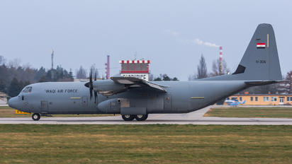 YI-306 - Iraq - Air Force Lockheed C-130J Hercules