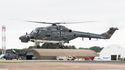 83+10 - Germany - Navy Westland Lynx Mk88A