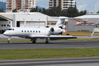 N501GM - Private Gulfstream Aerospace G-V, G-V-SP, G500, G550