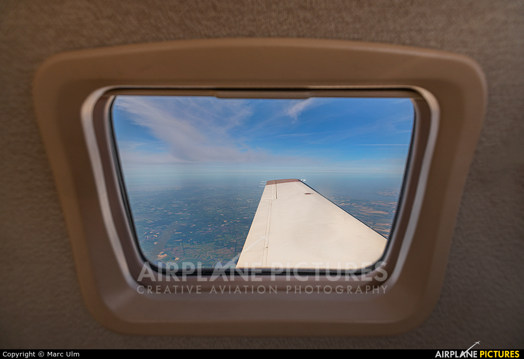 Private - aircraft at In Flight - Germany