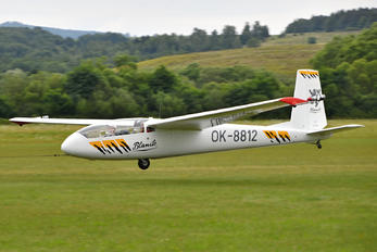OK-8812 - Aeroklub Czech Republic LET L-13 Blaník (all models)